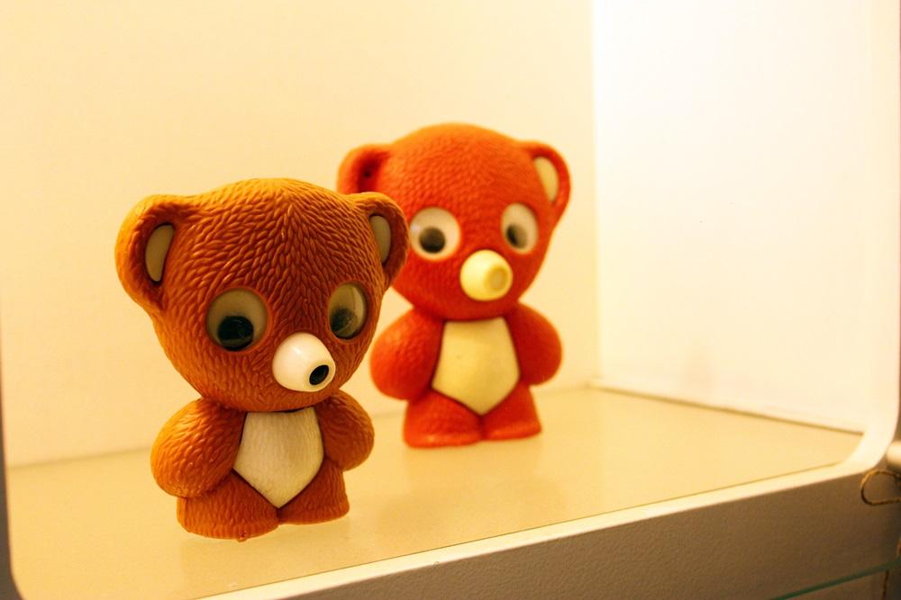misie - muzeum zabawek w kielcach