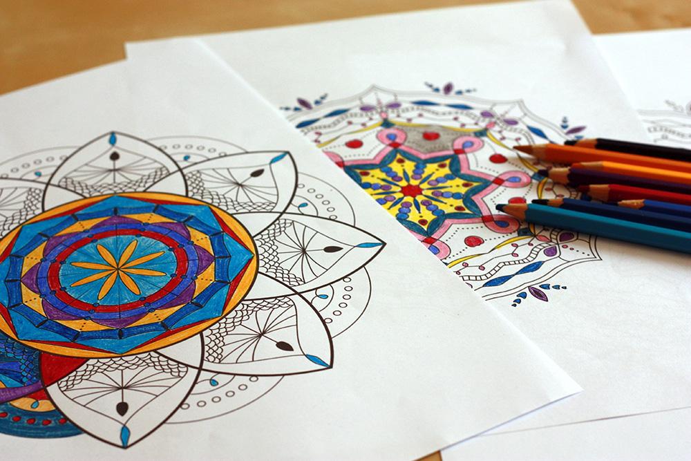Kolorowanka dla dorosłych do druku