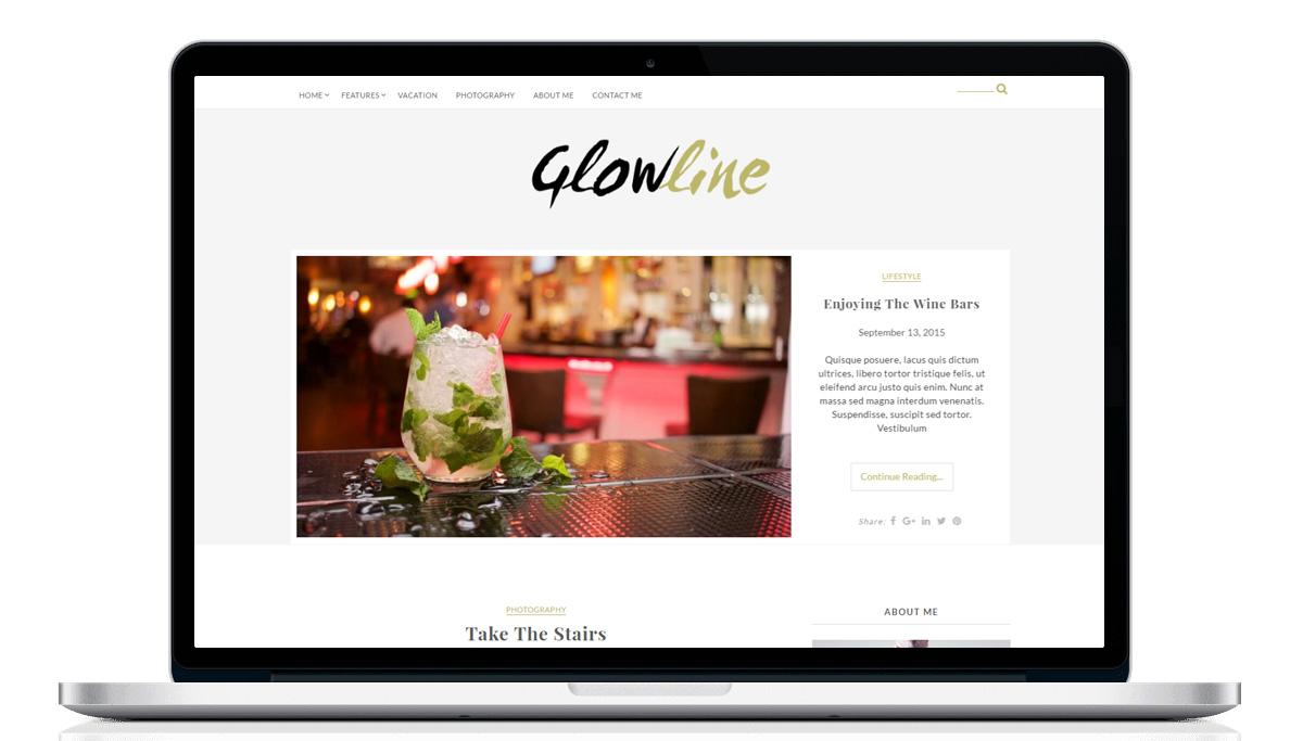 2-glow-line