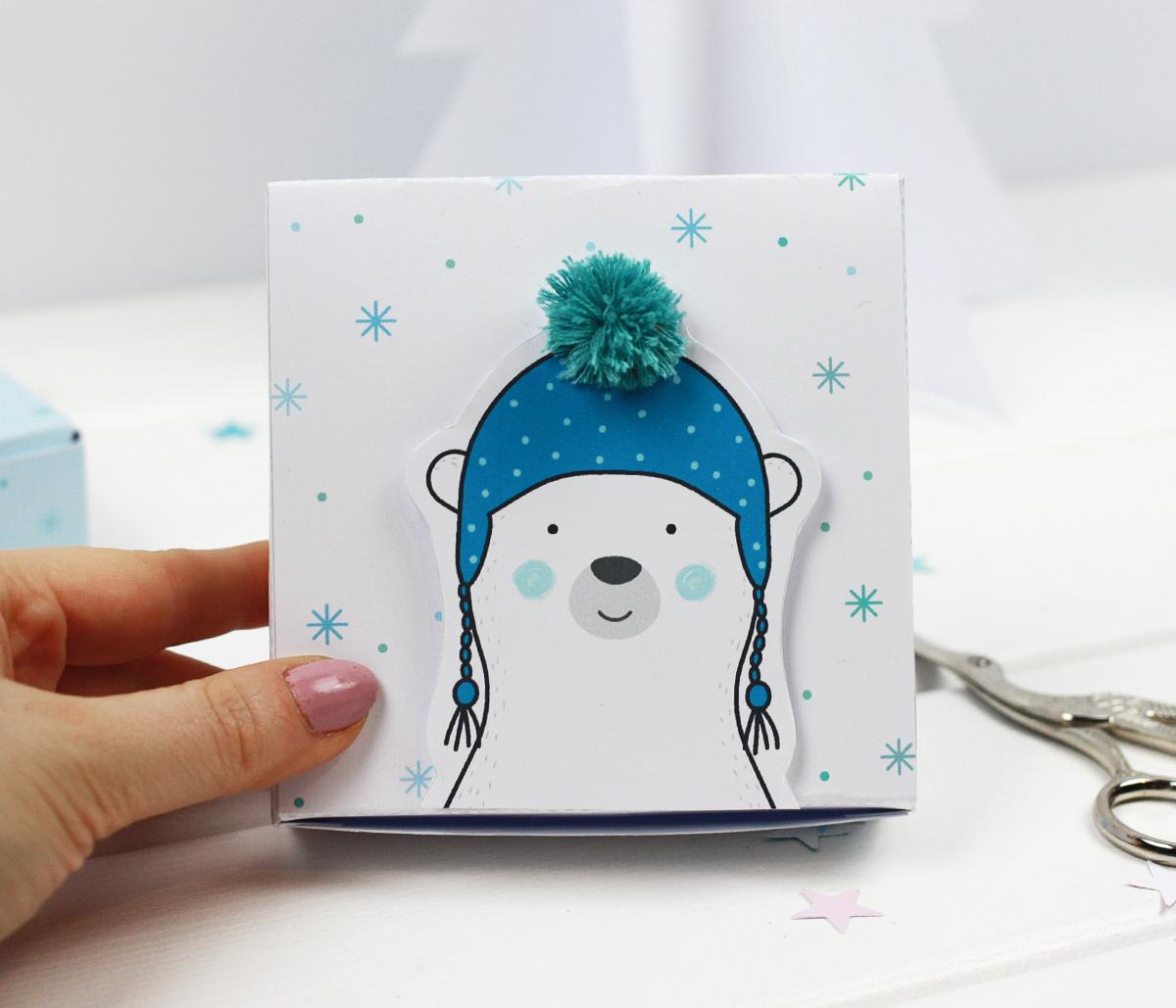 DIY: Pudełka z misiami / free printables