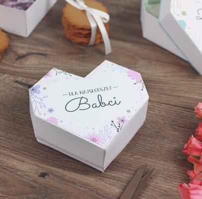 Pudełka do druku – prezent na Dzień Babci i Dzień Dziadka