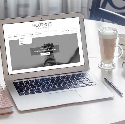 10 bezpłatnych motywów – WordPress (lipiec 2017)