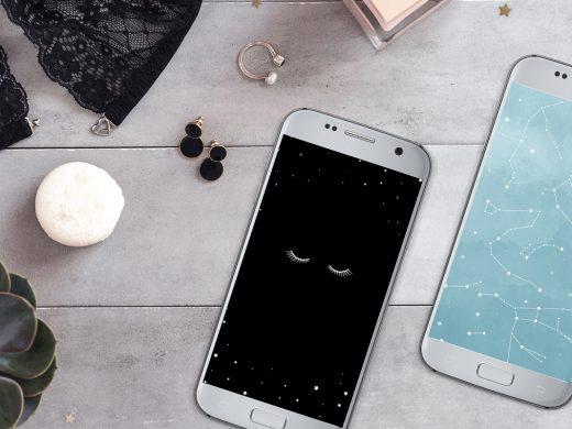 Tapety na telefon z gwiazdami