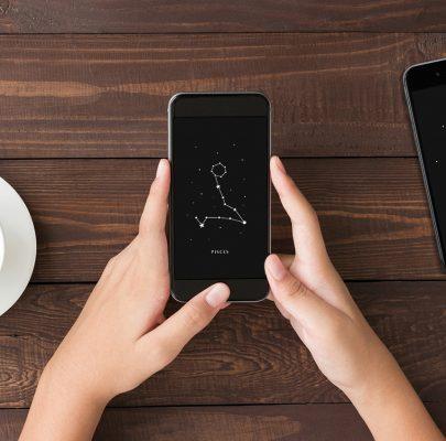 Znaki zodiaku – tapety na telefon z gwiazdami