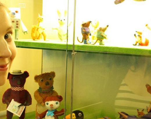 Muzeum zabawek w Kielcach