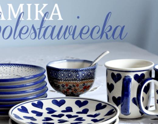My treasure #1 ceramika bolesławiecka