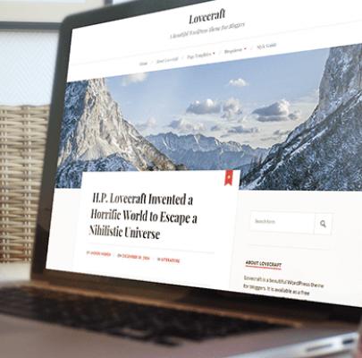 10 bezpłatnych motywów – WordPress (czerwiec 2015)