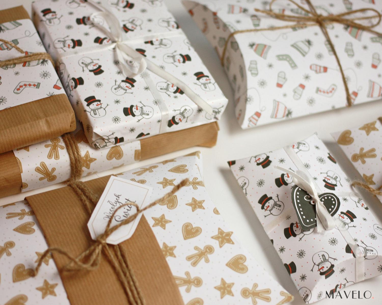 świąteczne pudełeczka do wydrukowania