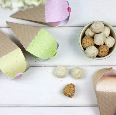 Pastelowe pudełeczka lody do wydruku (9 kolorów)
