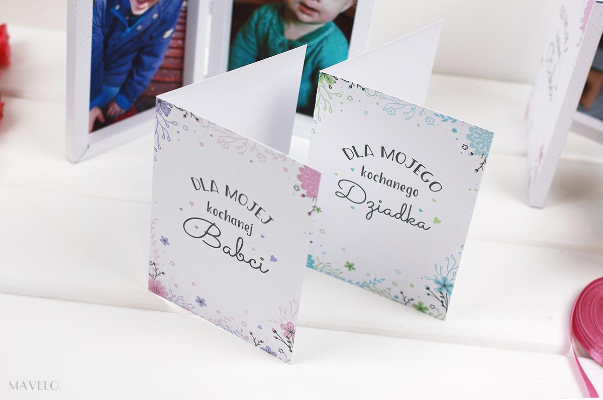 Kartki na Dzień Babci do druku
