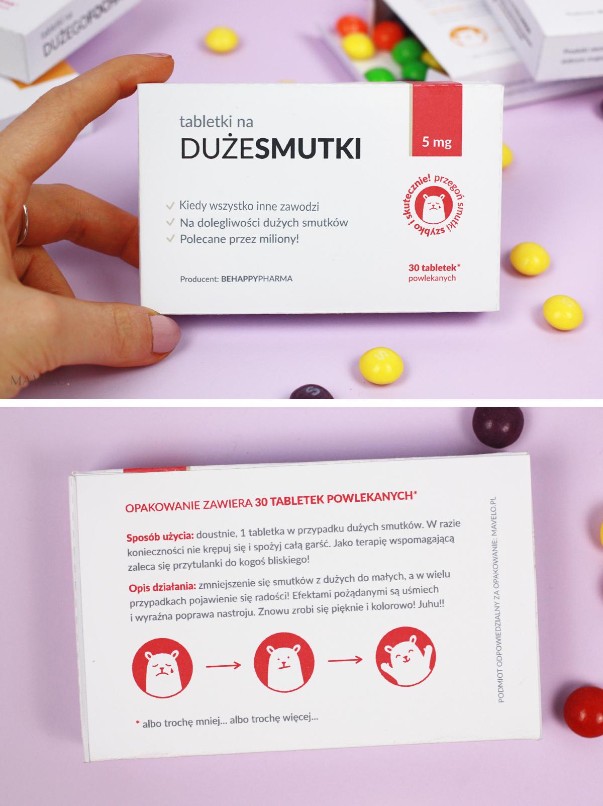tabletki na smutki