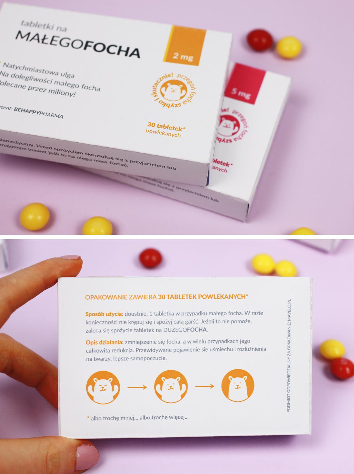 tabletki na focha