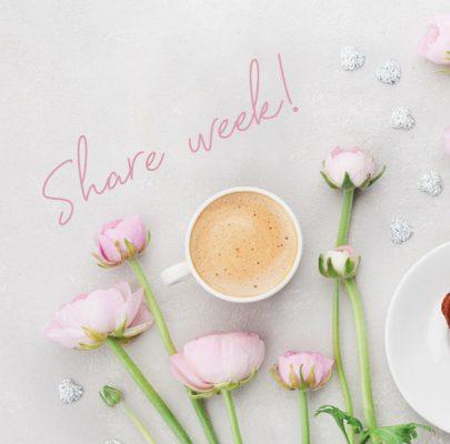 Share week 2017 i kilka przemyśleń na temat mojego blogowania