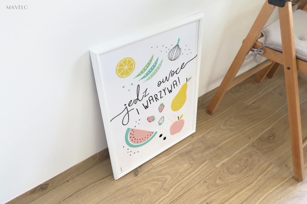 Plakat Do Kuchni Do Wydruku Metamorfoza Mojej Kuchni Cz1 Mavelo