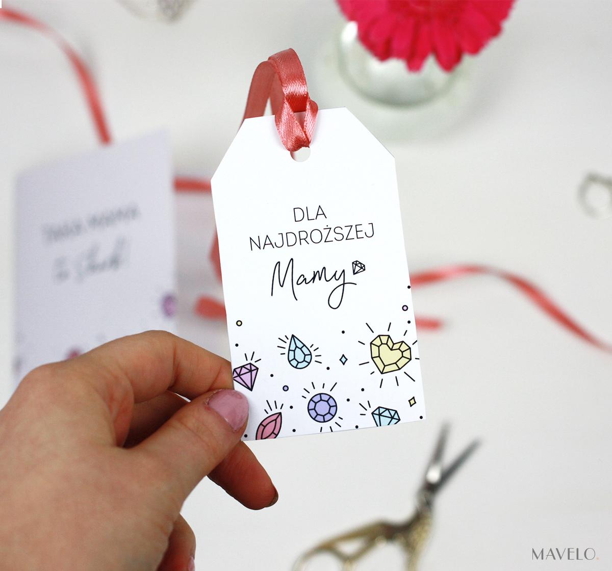 kartki dla mamy