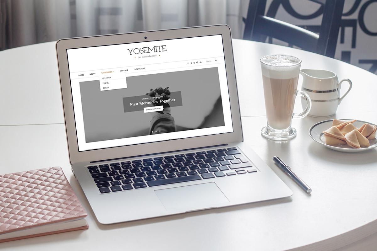 WordPress - bezpłatne motywy