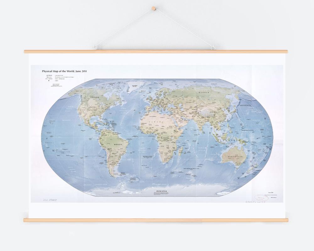 Piękne Mapy Do Druku W Dużych Rozmiarach Retro Nieba Aktualne