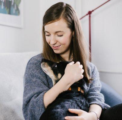 Poznajcie Pimpka! (zwanego również Groszkiem) Dlaczego warto adoptować starszego psa? Cz. 2