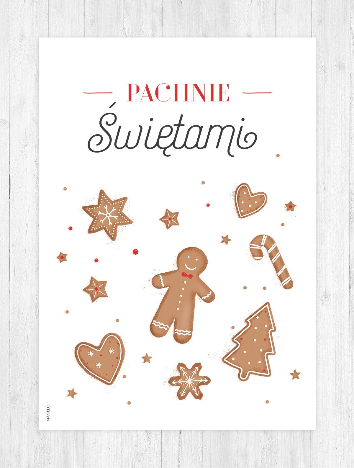 świąteczne Plakaty I Kartki Do Druku Boże Narodzenie 2017