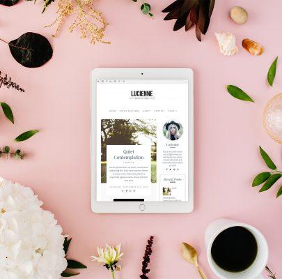 10 bezpłatnych motywów – WordPress (styczeń 2018)