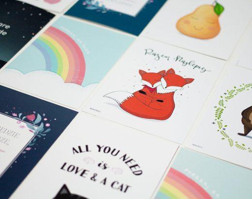 """Jak drukować ilustracje w dobrej jakości na """"domowej"""" drukarce? Moje doświadczenia z atramentówkami"""